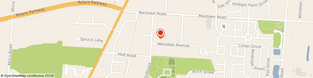 Route/map/directions to Geo-Tech, 43082 Westerville, 300 WESTDALE AVENUE