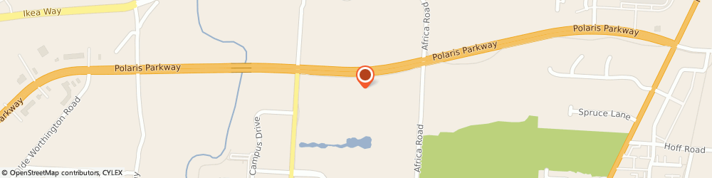 Route/map/directions to Hammer & Nails Grooming Shop for Guys, 43082 Westerville, 405 Polaris Pkwy