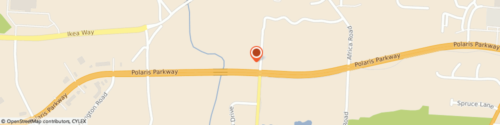 Route/map/directions to Roosters Men's Grooming Center, 43082 Westerville, 534 Polaris Pkwy