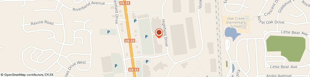 Route/map/directions to Petland Lewis Center, 43035 Lewis Center, 86 Meadow Park Drive