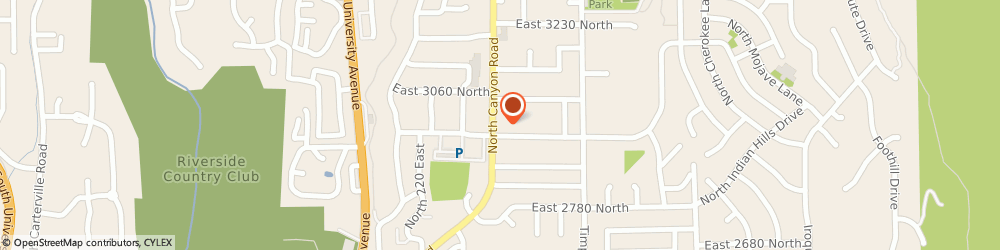 Route/map/directions to Parts Plus Dealer, 84604 Provo, 2960 N Canyon Rd