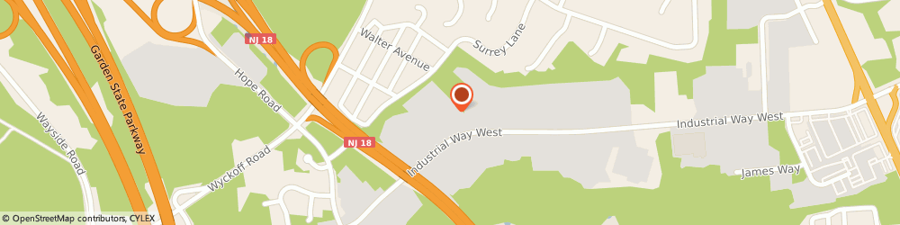 Route/map/directions to Navy Federal Credit Union ATM, 07724 Eatontown, 468 Industrial Way West