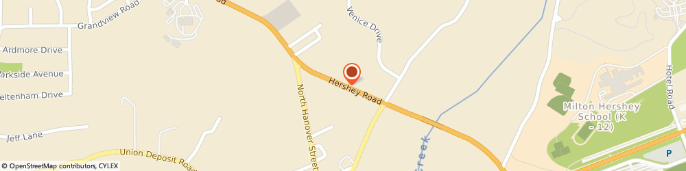 Route/map/directions to Aaa Insurance Agency, 17033 Hershey, SQUARE