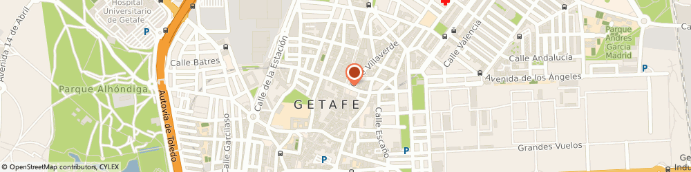 Banco santander getafe calle madrid 75 916 01 00 for Banco santander maps