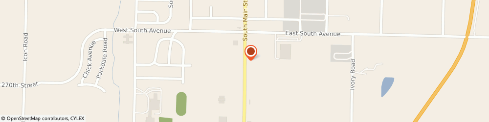 Route/map/directions to H&r Block, 64468 Maryville, 1314 S Main