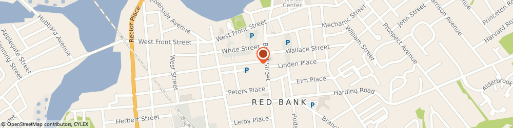 Route/map/directions to Andia Insurance Agency, Inc., 07701 Red Bank, 17 Monmouth St