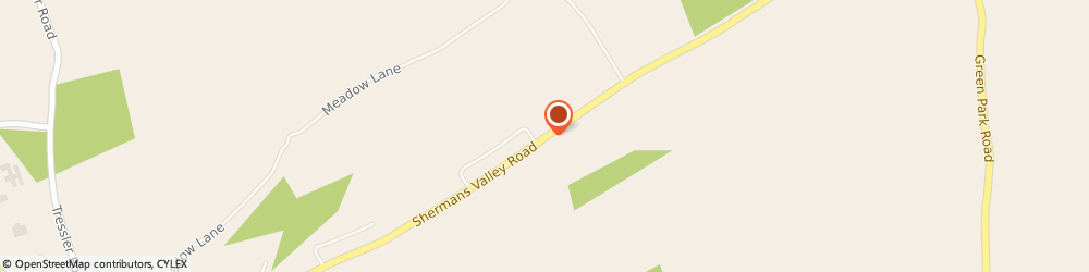 Route/map/directions to Binger Insurance, 17047 Loysville, 3167 Shermans Valley Rd