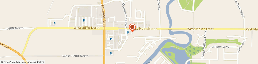Route/map/directions to Navy Federal Credit Union, 84045 Saratoga Springs, 1364 N Commerce Dr