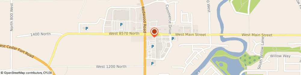 Route/map/directions to Navy Federal Credit Union ATM, 84045 Saratoga Springs, 25 E State Road 73