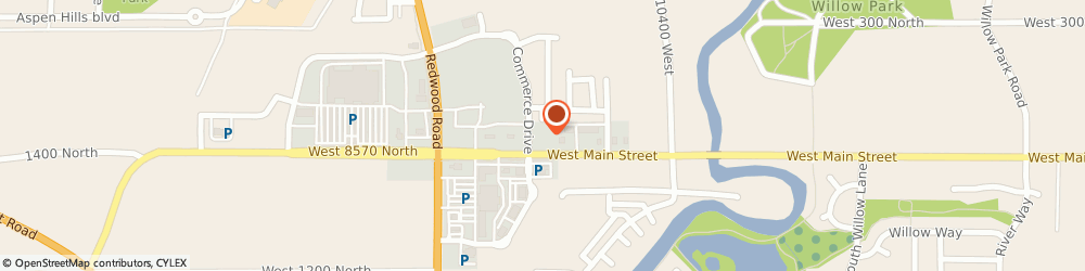 Route/map/directions to Navy Federal Credit Union ATM, 84045 Saratoga Springs, 1420 N Commerce Drive