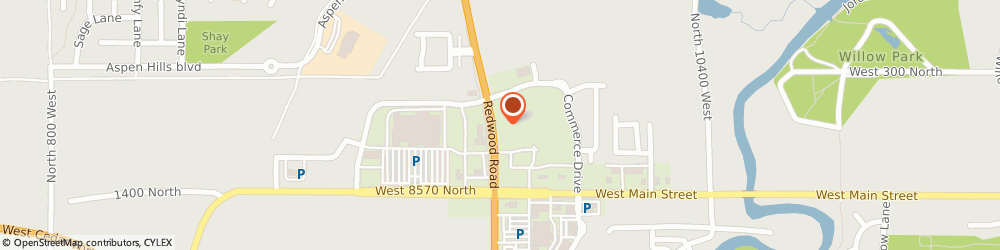 Route/map/directions to Denny's, 84045 Saratoga Springs, 1516 N Redwood Rd