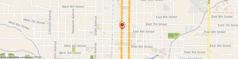 Route/map/directions to Lincare, 80538 Loveland, 107 W 29Th Street, Suite 3