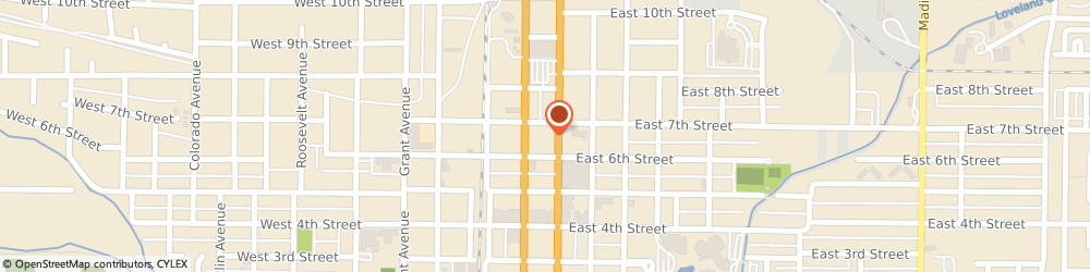 Route/map/directions to Alaina Prestwood, Bankers Life Agent, 80537 Loveland, 200 East 7th St