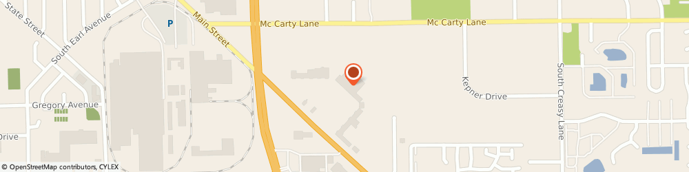 Route/map/directions to Atm Great Western Bank, 47905 Lafayette, 3530 State Rd 38 E