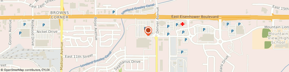 Route/map/directions to SmartStyle, 80537 Loveland, 1325 N Denver Ave