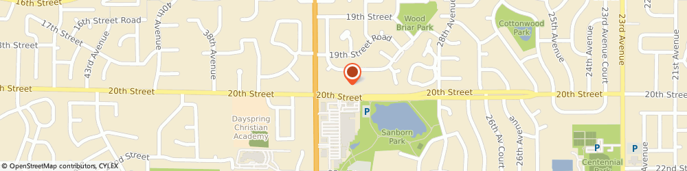 Route/map/directions to National Council For Marketing, 80634 Greeley, 3257 W 20th St