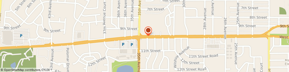 Route/map/directions to Payday Everyday, Greeley, Co, 80631 Greeley, 3487 E. WEST 10TH STREET