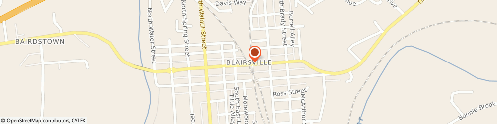 Route/map/directions to Days Inn Blairsville, 15717 Blairsville, 1085 Sr 22 Highway West