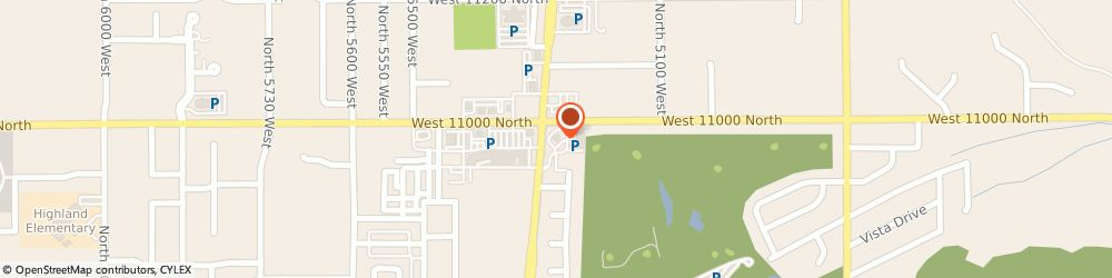 Route/map/directions to Atm Great Western Bank, 84003 Highland, 5285 W 11000 N
