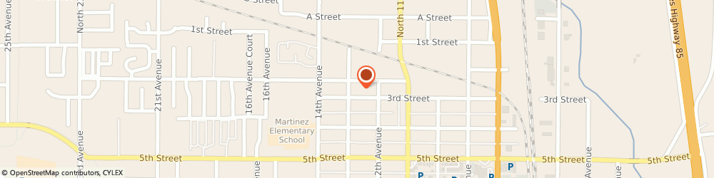 Route/map/directions to Front Range Roofing Systems LLC, 80631 Greeley, 222 13th Ave