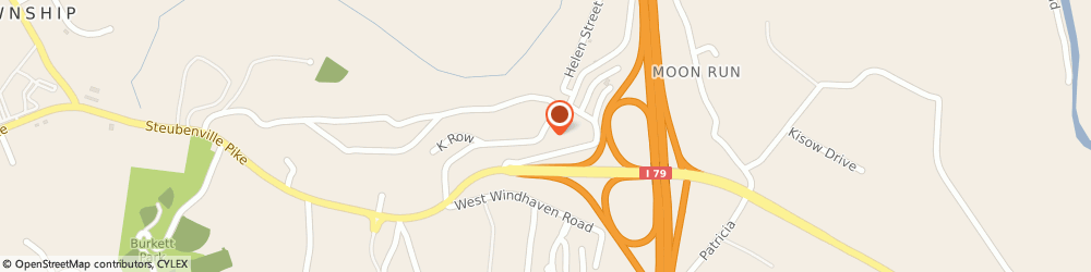 Route/map/directions to American Legion, 15136 Mckees Rocks, 2275 Mckees Rocks Rd