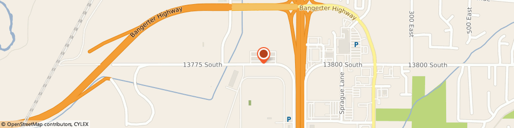 Route/map/directions to Mr. Rooter Plumbing of Salt Lake City, 84020 Draper, 112 W. 13775 S.