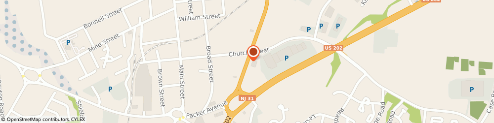 Route/map/directions to Wawa, 08822 Flemington, 20 Hwy. 31