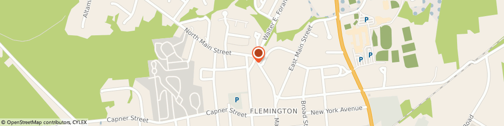 Route/map/directions to Sylvan Learning Ctr, 08822 Flemington, 301 Walter E Foran Blvd