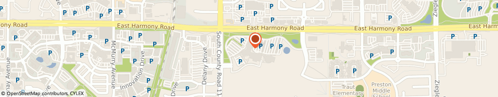 UCHealth Diabetes and Endocrinology Clinic - Harmony Campus Fort
