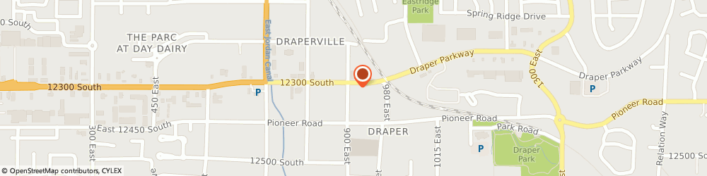 Route/map/directions to STATE FARM Ben Cutler, 84020 Draper, 12313 S 900 E