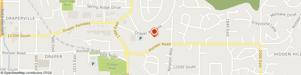 Route/map/directions to Kumon Math and Reading Center of Draper - East, 84020 Draper, 1442 East Draper Parkway Drive