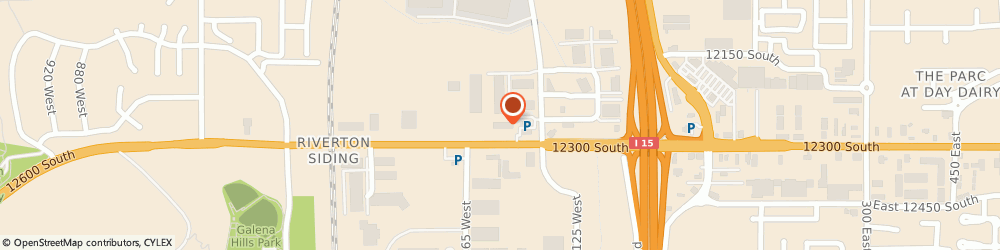 Route/map/directions to Subway, 84020 Draper, 196 West 12300 South