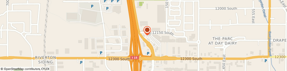 Route/map/directions to Xfinity Store by Comcast, 84095 Draper, 12179 South State St