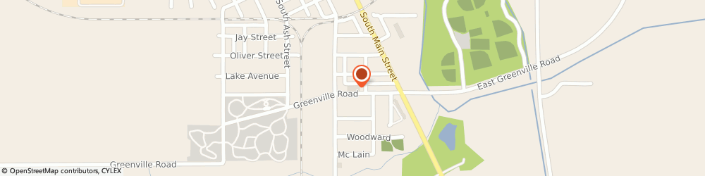 Route/map/directions to Navy Federal Credit Union ATM, 45885 Saint Marys, 420 Greenville Rd