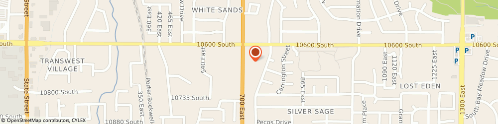 Route/map/directions to MCNEILS AUTO CARE, 84070 Sandy, 10665 S 700 E