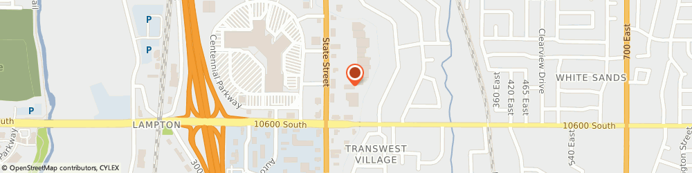 Route/map/directions to Rescue Rooter, 84070 Sandy, STREET