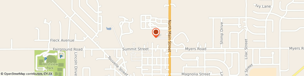 Route/map/directions to Navy Federal Credit Union ATM, 45822 Celina, 221 Summit St