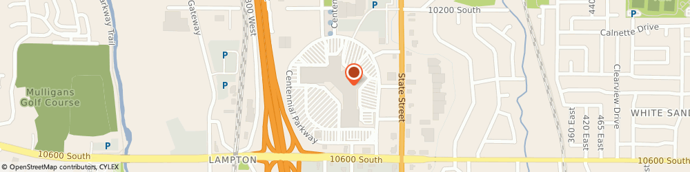 Route/map/directions to SEPHORA inside JCPenney, 84070 Sandy, 10450 S State