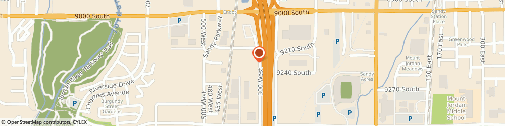 Route/map/directions to Safeco Insurance Agent, 84070-2657 Sandy, 9160 S 300 W Ste 24