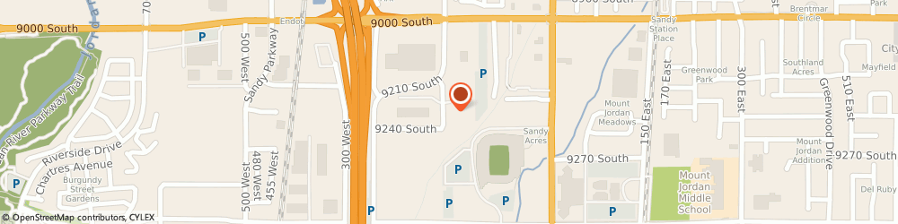 Route/map/directions to Safeco Insurance Agent, 84070-4611 Sandy, 9133 S Monroe Plaza Way Ste B
