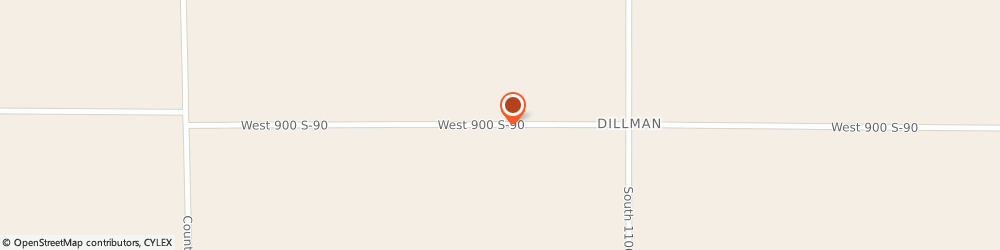 Route/map/directions to Royal Finishing, 46952 Marion, 11266 SOUTH 900 WEST 35