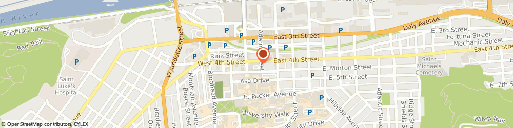 Route/map/directions to Citibank ATM, 18017 Bethlehem, 24 E Morton St