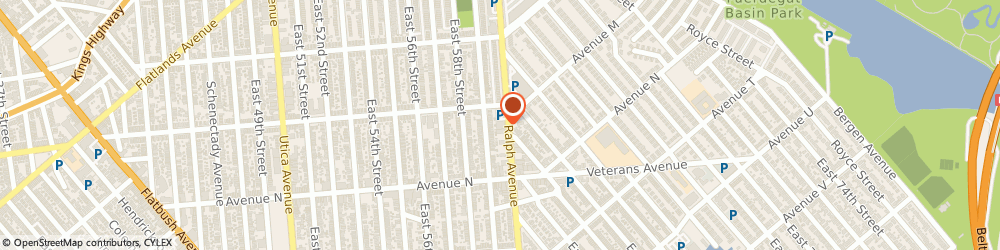 Route/map/directions to Santander Bank ATM, 11234 Brooklyn, 2320 Ralph Ave