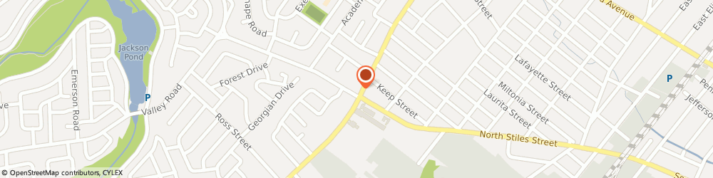Route/map/directions to Navy Federal Credit Union ATM, 07036 Linden, 930 W St George Ave