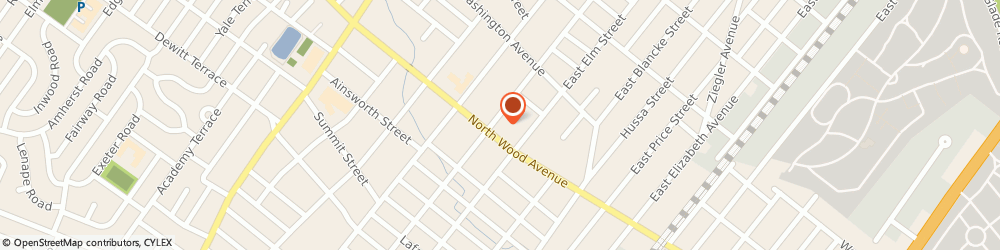 Route/map/directions to Citibank ATM, 07036 Linden, 528 N Wood Ave