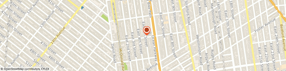 Route/map/directions to Santander Bank ATM, 11218 Brooklyn, 411 Ditmas Ave