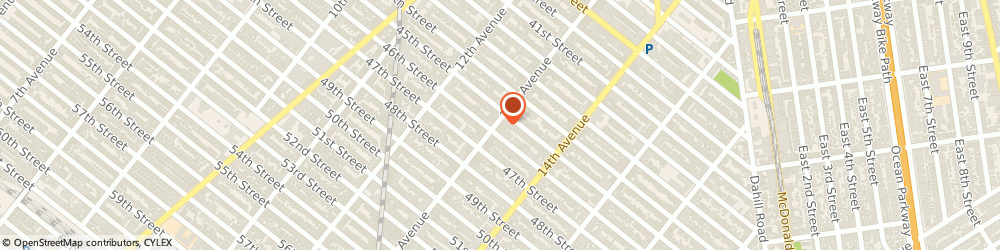 Route/map/directions to Apple Bank For Savings, 11219 Brooklyn, 4519 13TH AVE