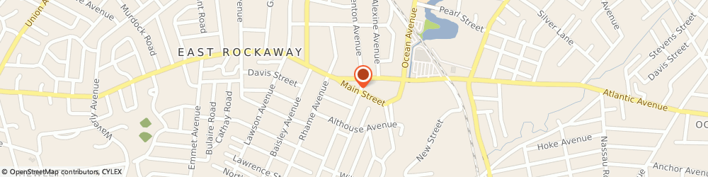 Route/map/directions to Synergy Ad-Specialties Incorporated, 11518 East Rockaway, 50 MAIN STREET