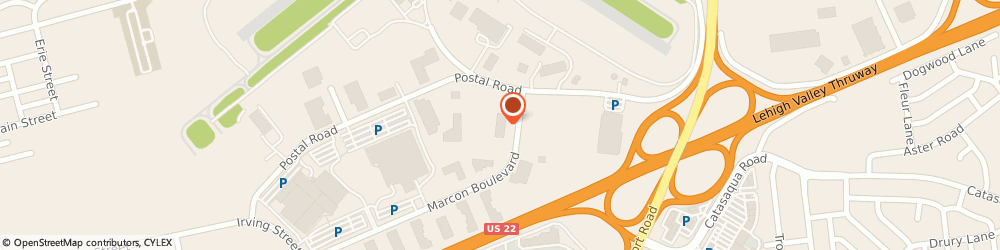 Route/map/directions to Baytree Leasing Co, 18109 Allentown, 961 Marcon Blvd