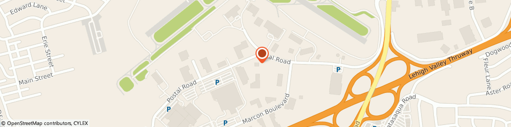 Route/map/directions to Realty Executives Corporate, 18109 Allentown, 968 POSTAL ROAD SUITE 300